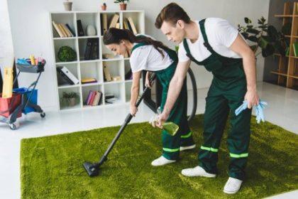 services de nettoyage résidentiel et commercial